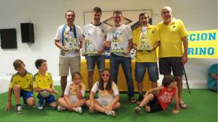 III Torneo de Fútbol 7 entre peñas cadistas