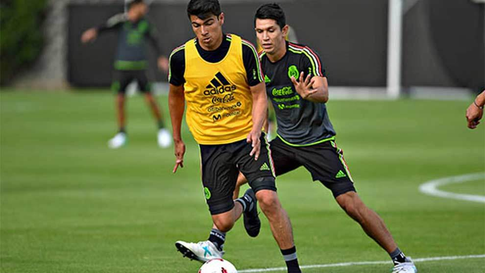 64b80a0913335 México continúa la preparación para la Copa Oro con un amistoso ante ...