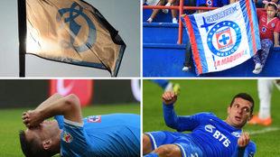 Cruz Azul y sus aficionados podrían sufrir el triste descenso