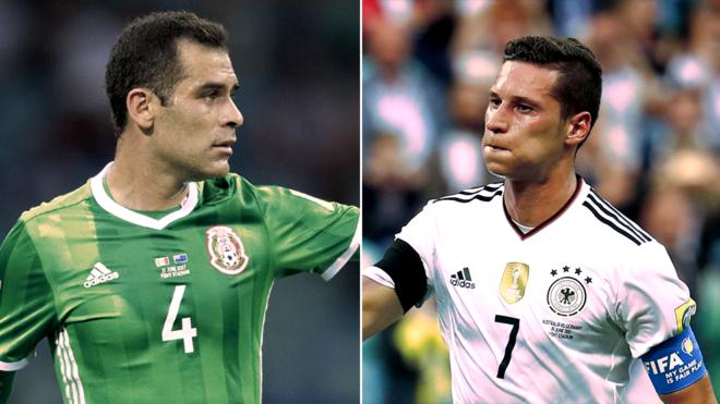Es la segunda ocasión en la que México y Alemania se verán las...