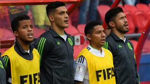 Este sábado no jugó con la Selección e hizo falta en su club