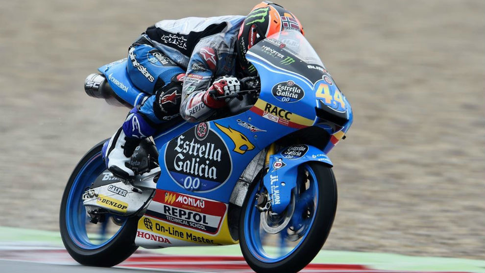 Canet, ganador en Assen en Moto3