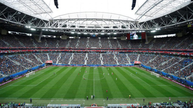 Confederation Cup Calendario.Fifa Says St Petersburg Pitch Damaged But Being Prepped For