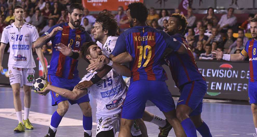 EHF Champions League 2017 14985614096673
