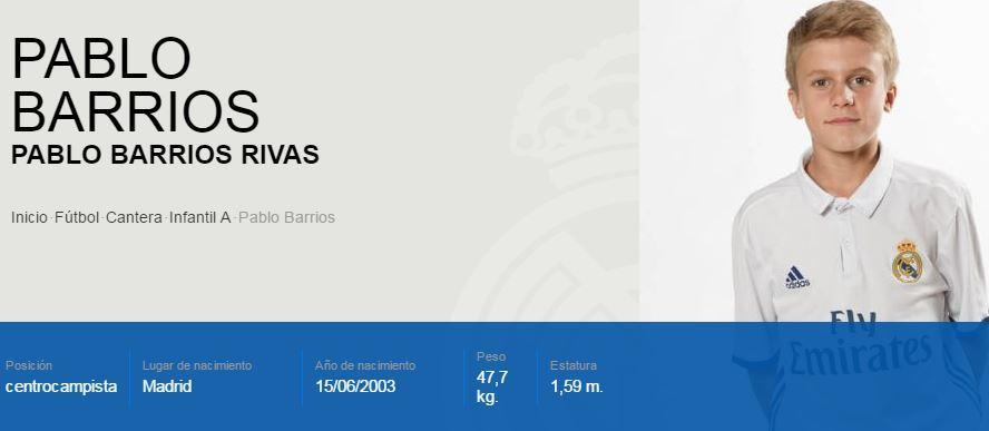 Altas y Bajas Temporada 2017-2018 (Castilla, Juveniles, Cadetes, Infantiles, Alevines y Benjamines) - Página 5 14985632486310