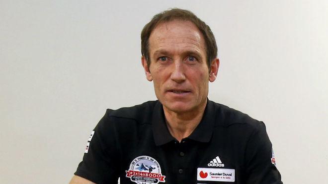 Alberto Zerain.
