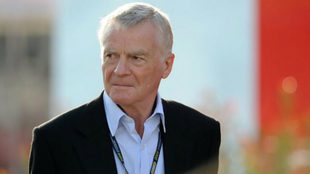 Max Mosley.