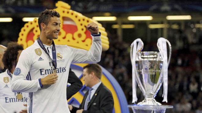 """Real Madrid: """"Cristiano Ronaldo tiene más que perder que ..."""