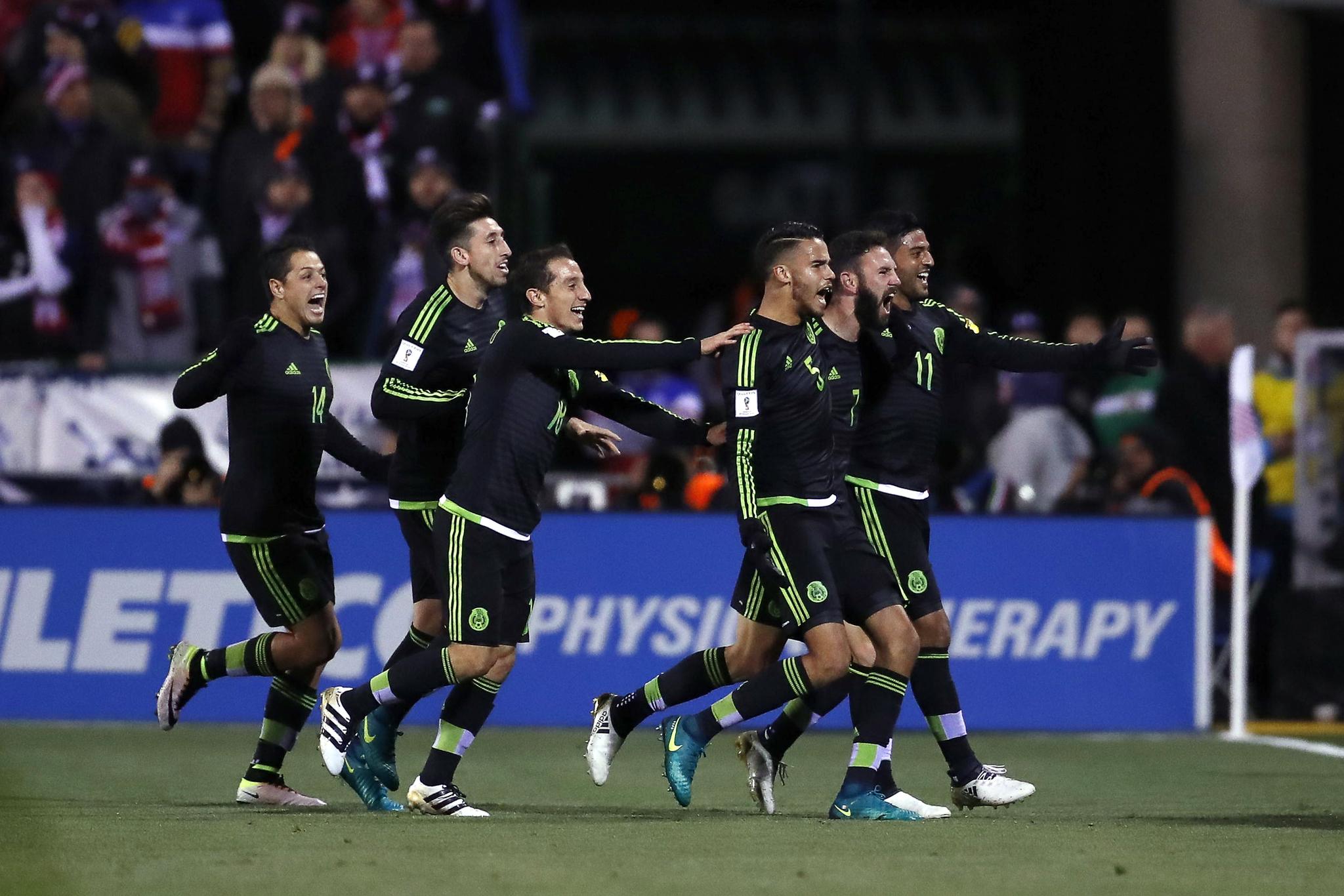 México obtiene la victoria en Columbus.