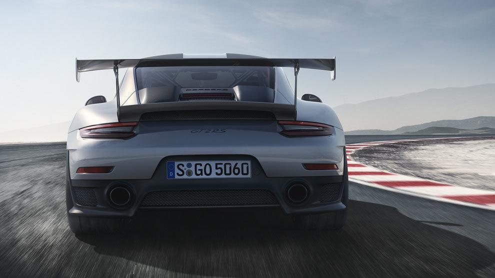 786803ed71 Porsche 911 GT2 RS: alcanza la cima de toda una época | Marca.com