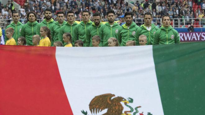 México se despidió de Rusia