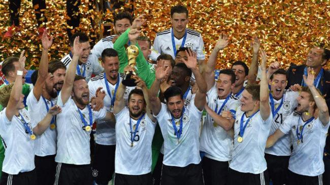 Alemania siempre gana