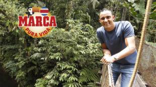 Keylor posa en Costa Rica para MARCA.