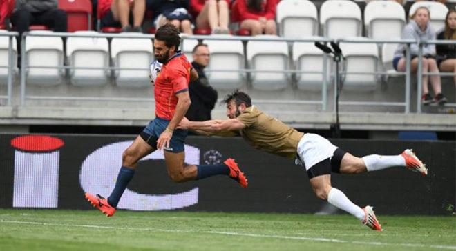 España se clasificó como segunda en Lodz.