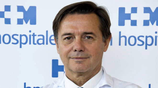 Doctor Niko Mihic, new head of the medical services of the Real ...