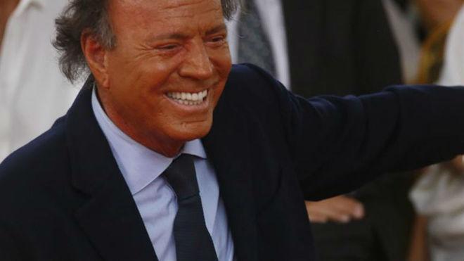 Julio Iglesias. EFE.