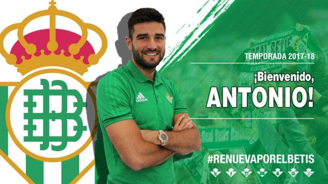 Barragán, nuevo jugador del Betis