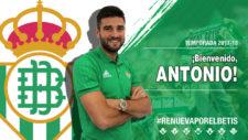 Barrag�n, nuevo jugador del Betis