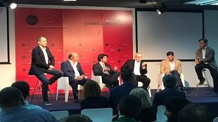 Un momento del Foro el Deporte Español en el Siglo XXI