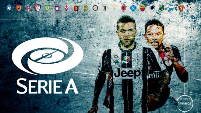 Mercado de fichajes Serie A del Calcio - Liga Italiana