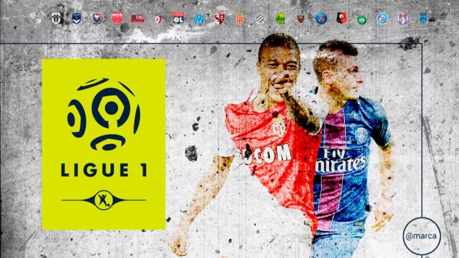Mercado de fichajes Ligue 1 - Liga francesa