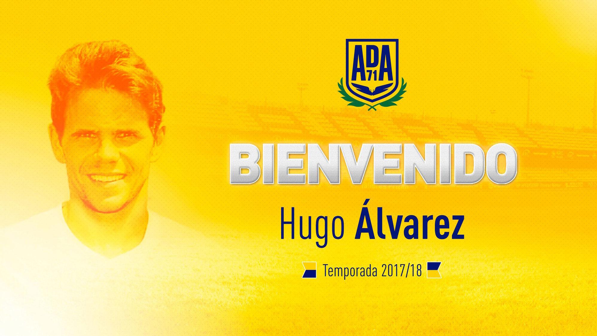 Alcorcón da la bienvenida a Álvarez