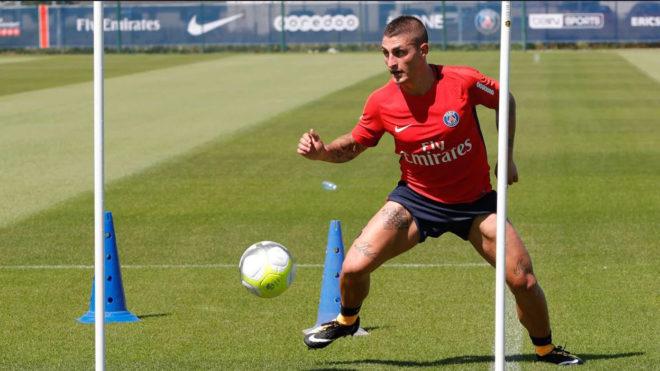 Verratti vuelve al PSG: adiós a su fichaje con el Barcelona