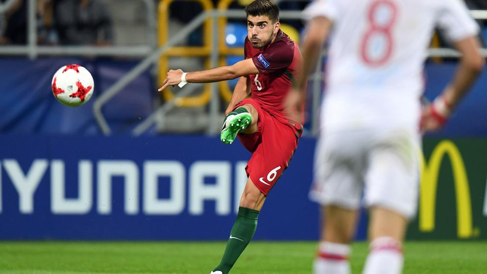 Ruben Neves con la selección portuguesa.