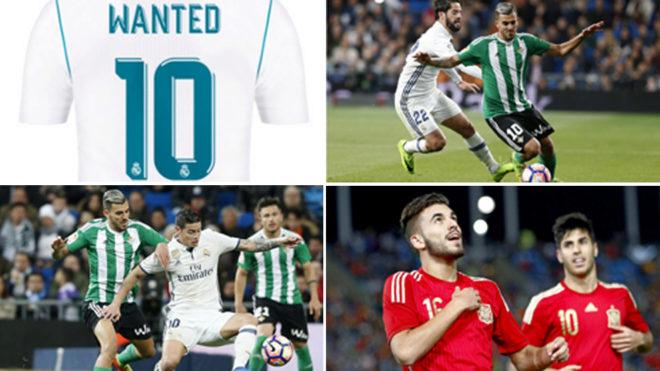 Si no se marcha James, el Madrid tendrá 'overbooking' en la posición...