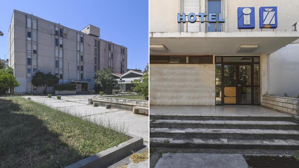 El Hotel Iz, hogar de los Modric durante varios años
