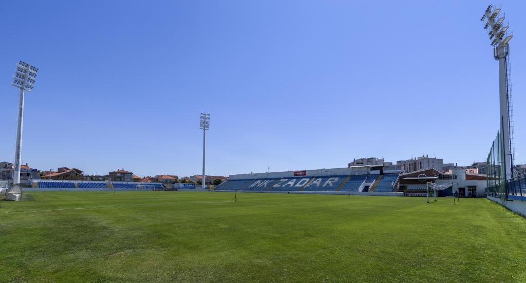 Panorámica del Stadion Stanovi