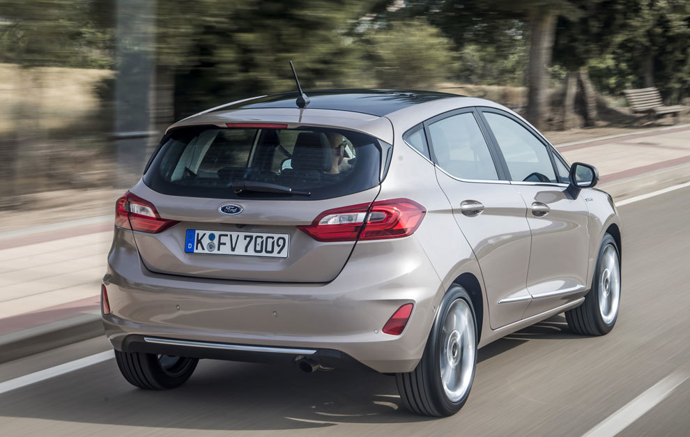 Ford Vignale Wiki >> Ford Fiesta 2017