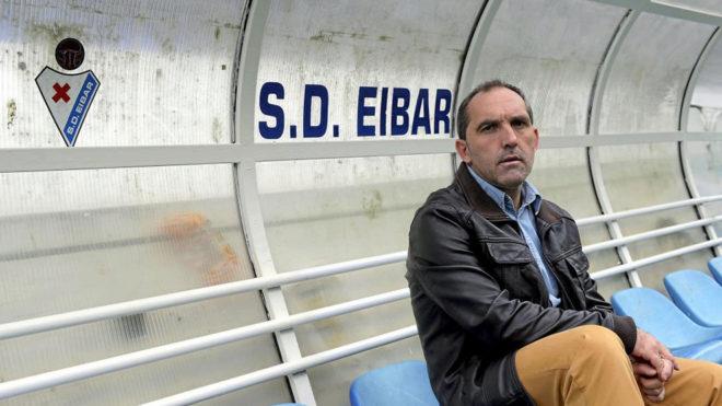 Fran Garagarza, en una entrevista con MARCA