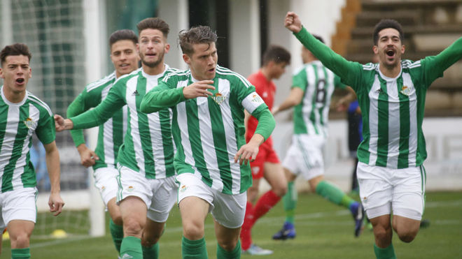 48fcfd640 Betis: El filial volverá a llamarse Betis Deportivo Balompié en su ...