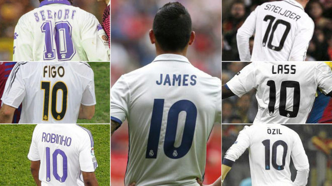 buy popular b84d4 f29f7 Who will wear James' jersey now? | MARCA in English