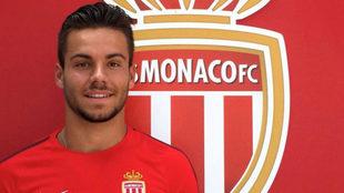 Álvaro Fernández (19), nuevo jugador del AS Mónaco.