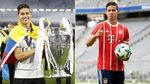 James renueva un año más  antes de irse al Bayern