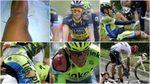 Contador, 6 Tours por los suelos