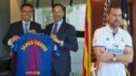 """Bartomeu defiende a su asesor madridista: """"Siente mucho los colores del Barça"""""""