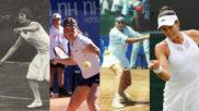 Las 21 finales del tenis femenino español en Grand Slam