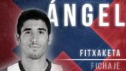 Jos� �ngel, nuevo jugador del Eibar