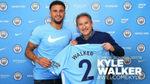Kyle Walker ficha por el City y se convierte en el defensa más caro de la historia