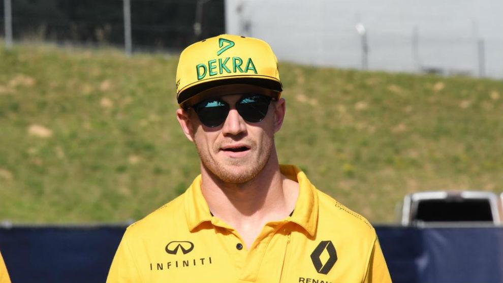 Nico Hulkenberg, en el pasado Gran Premio de Austria