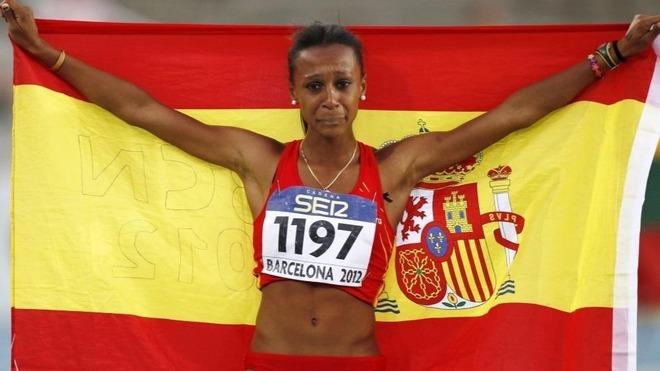 Ana Peleteiro fue ganó el oro en el Campeonato del Mundo Junior de...