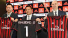 Li Yonghong, nuevo due�o del Milan