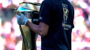 El campeón obtenía medio boleto a la Copa Libertadores