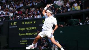 Final Wimbledn 2015 - Federer a por su octavo tírulo.
