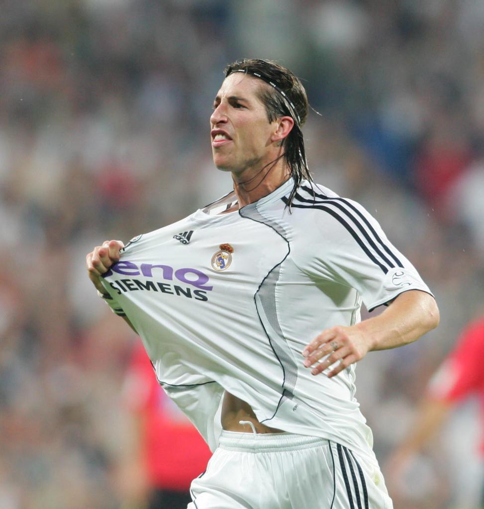 Sergio Ramos 2006
