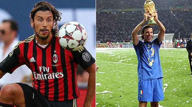 ¡Es real! Un italiano campeón mundial en Alemania 2006 busca equipo en Linkedin