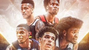 Los 10 mejores jugadores de la Liga de Verano NBA de Las Vegas
